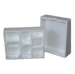 快递泡沫包装盒